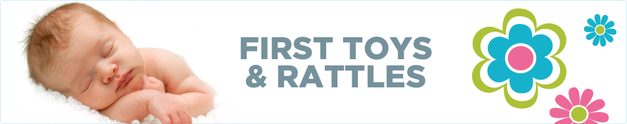 First Toys & Rattles