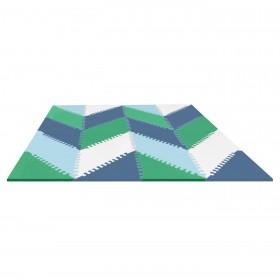 Skip Hop Playspot Geo Triangle Interlocking Foam Floor Tiles