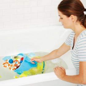 Skip Hop Moby Scoop & Splash Bath Toy Organizer