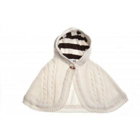 Beba Bean Knit Cape