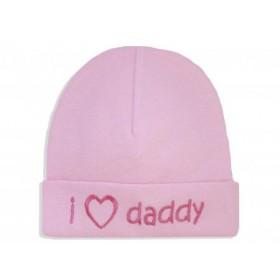Itty Bitty Baby I Love Daddy Cap