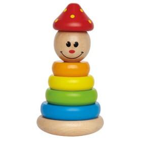 Hape Toys Clown Stacker