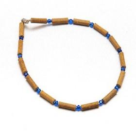 Momma Goose Hazelwood Baby Necklace