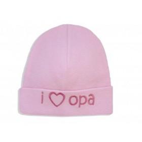 Itty Bitty Baby I Love Opa Cap