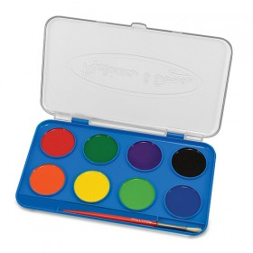 Melissa & Doug Jumbo Watercolour Paint Set