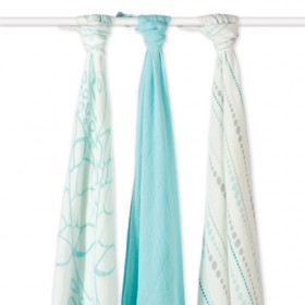aden + anais Bamboo Swaddle Blankets