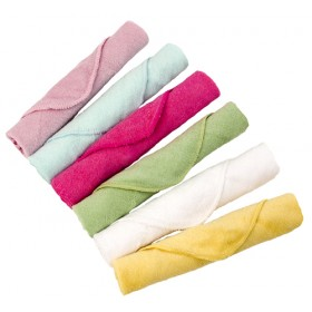 Kushies Single-Ply Washcloths