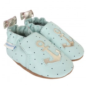 Robeez Anchors Aweigh Soft Soles