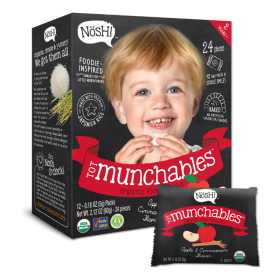 Nosh Toddler Munchables