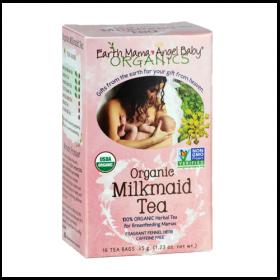 Earth Mama Angel Baby - Earth Mama Organic Milkmaid Tea