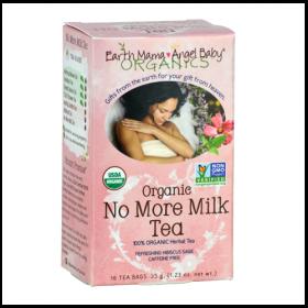 Earth Mama Angel Baby - Earth Mama Organic No More Milk Tea