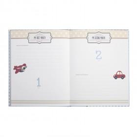 C.R. Gibson Memory Book - All Boy
