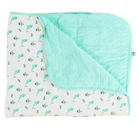 Kyte Baby Bamboo Quilted Baby Blanket