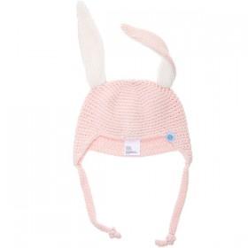 Beba Bean Crochet Bunny Toque