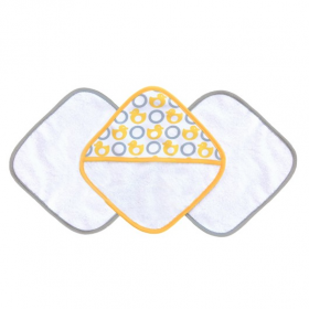 JJ Cole Collections Washcloth Set