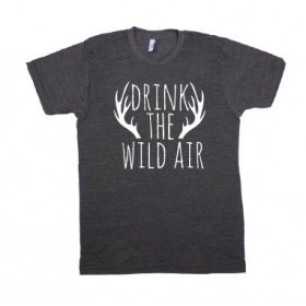 Portage and Main Drink the Wild Air Tee