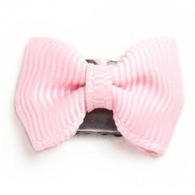 Baby Wisp Mini Latch Grosgrain Bow