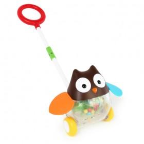 Skip Hop Explore & More Rolling Owl Push Toy