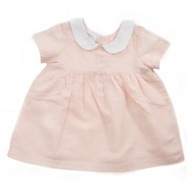 Beba Bean Linen Party Dress
