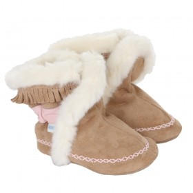 Robeez Fab Folk Soft Soles Boots