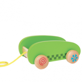 Hape Toys Mini Block and Roll