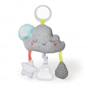 Skip Hop Silver Lining Cloud Jitter Stroller Toy