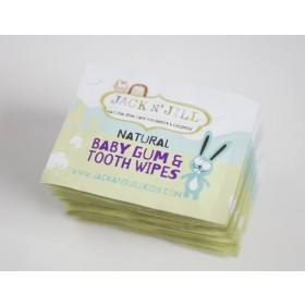 Jack N' Jill Baby Gum & Tooth Wipes