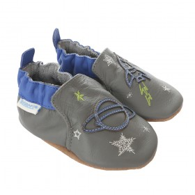 Robeez Space and Stars Soft Soles