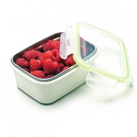 Steeltainer Deep Snack Size Airtight Food Containers