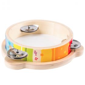 Hape Toys Mr. Tambourine