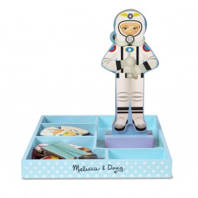 Melissa & Doug Magnetic Dress-Up Julia