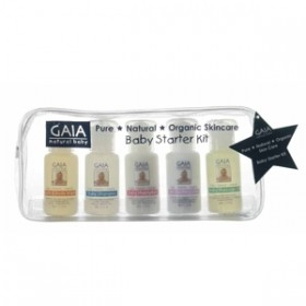 GAIA Skin Naturals Baby Skincare Collection