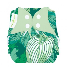 bumGenius Freetime One-Size All-In-One Snap Cloth Diapers