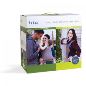 Boba 2-Carrier Combo Box