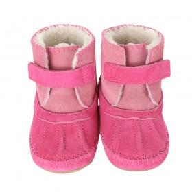 Robeez Galway Cozy Baby Boots