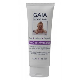GAIA Skin Naturals Baby Skin Soothing Lotion