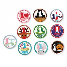 Mud Pie Special Occasion Stickers Set