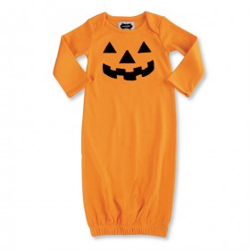 Mud Pie Pumpkin Sleep Gown