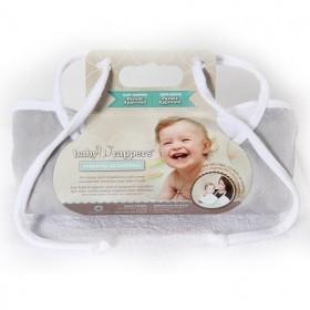 BabyWrappers Plush Bath Towels