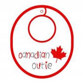 Itty Bitty Baby Canadian Cutie Bib