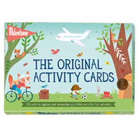 Milestone First Fun Activities Cards