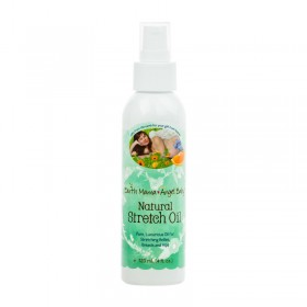 Earth Mama Angel Baby - Earth Mama Natural Stretch Oil