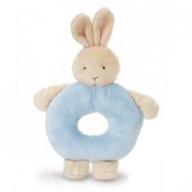 Bunnies By The Bay Bunny Ring Rattle