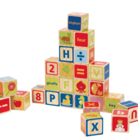 Hape Toys ABC Blocks