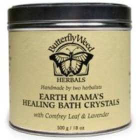 Substance Butterfly Weed Healing Bath Crystals