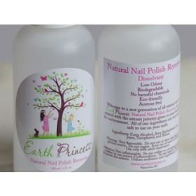 Earth Princess Natural Nail Polish Remover