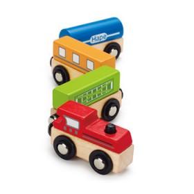Hape Toys Magnetic Classic Train