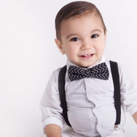 Babies and Bows Suspenders