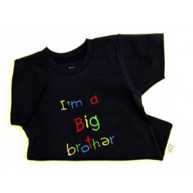 Itty Bitty Baby Big Brother T-Shirt