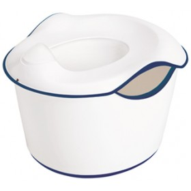 Ubbi 3-In-1 Potty Navy